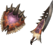 MHP3-Sword and Shield Render 005