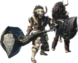MHW-Hammer Equipment Render 001