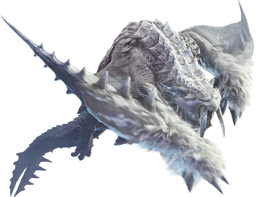 frostfang barioth monster hunter world iceborne alatreon