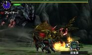 MHXX-Hyper Silver Rathalos and Gold Rathian Screenshot 002