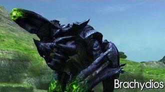 Monster Hunter Generations Ultimate Brachydios Boss Fight 35