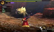 MH4U-Furious Rajang Screenshot 009