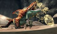 MH4U-Tigerstripe Zamtrios Screenshot 009