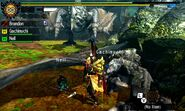 MH4U-Gravios and Basarios Screenshot 001