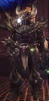 Nergigante β Armor (MHW)