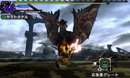 MHGen-Dreadking Rathalos Screenshot 015