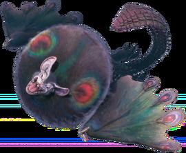 MHWI-Nightshade Paolumu Render 001