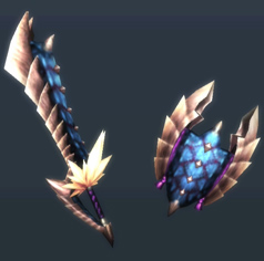 MH3U-Sword and Shield Render 021