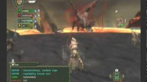 MH3 Alatreon - I CUT THE TAIL ... uhm ... srryy guys xD *FAIL*