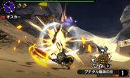 MHGen-Nyanta and Vespoid Screenshot 003