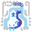 Frozen Barioth Monster Hunter Wiki Fandom