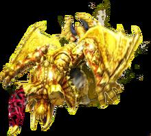 MHXR-Gilded Diablos Render 001