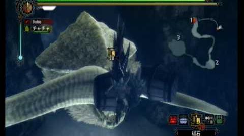 MH3 (tri) - Naval Deus vs. Lance - Part 1 of 2