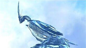 【MHWI】渡りの凍て地のレイギエナの群れ