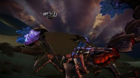 Kogath - Monster Hunter Online - Akura Vashimu Intro