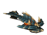 Akantor Heavy Bowgun (MH4)
