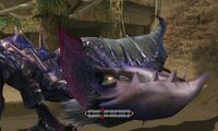 MH4U-Yian Garuga Head Break 001