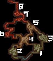 MHF1-Volcano Map