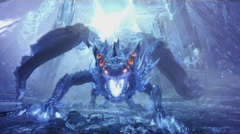 Monster Hunter World Xeno'jiiva Final Boss Fight and Ending (Solo Long Sword)
