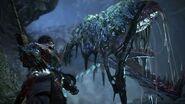 Monster Hunter World Iceborne - Blackveil Vaal Hazak (Solo Longsword)