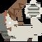 MHO-White Monoblos Icon