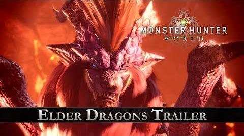 Monster Hunter World - Elder Dragons Trailer