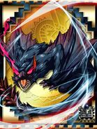 MHCM-Nargacuga (Small) Card 002