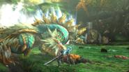 MHP3-Zinogre Screenshot 022