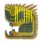 MHW-Great Jagras Icon