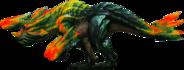 MH4U-Raging Brachydios Artwork 001