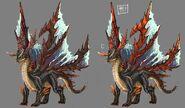 FrontierGen-Zenith Rukodiora Concept Art 001