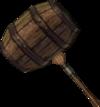MHP3-Felyne Weapon Render 028
