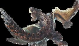 MHWI-Brute Tigrex Render 001