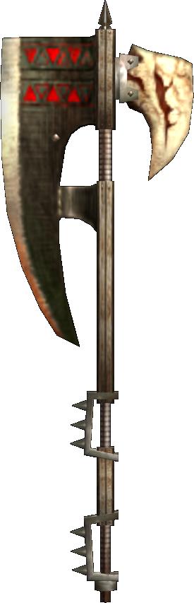 Big Halberd (MH2)   Monster Hunter Wiki   FANDOM powered by