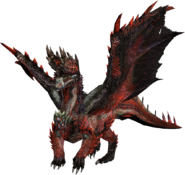 MH3U-Alatreon Custom Render 003