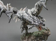 Capcom Figure Builder Creator's Model Silver Rathalos 003