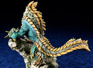 Capcom Figure Builder Creator's Model Zinogre 003