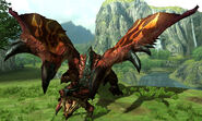MHGen-Dreadking Rathalos Screenshot 004