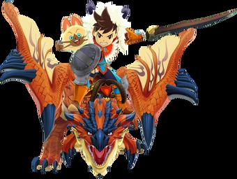 Mhst Low Rank Armor Monster Hunter Wiki Fandom