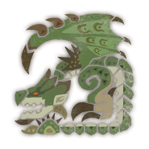 Logo Under Armor >> Image - MHW-Rathian Icon.png   Monster Hunter Wiki   FANDOM powered by Wikia