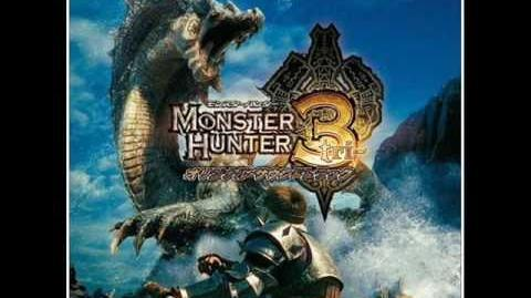 Monster Hunter 3 (tri-) OST - Moga Woods Deserted Island Battle
