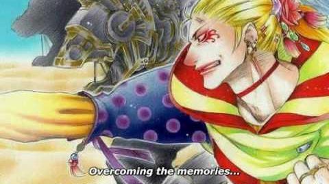 Hyadain - Final Fantasy 6 Sabin Raps