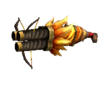 MHGU-Light Bowgun Render 052