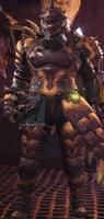 Vespoid α Armor (MHW)