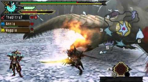 17° guia monster hunter portable 3 barioth (español-latino)