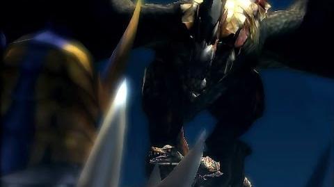 3DS『モンスターハンター4G』 プロモーション映像3