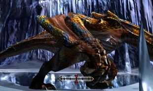 MH4U-Tigrex Right Wing Break 001