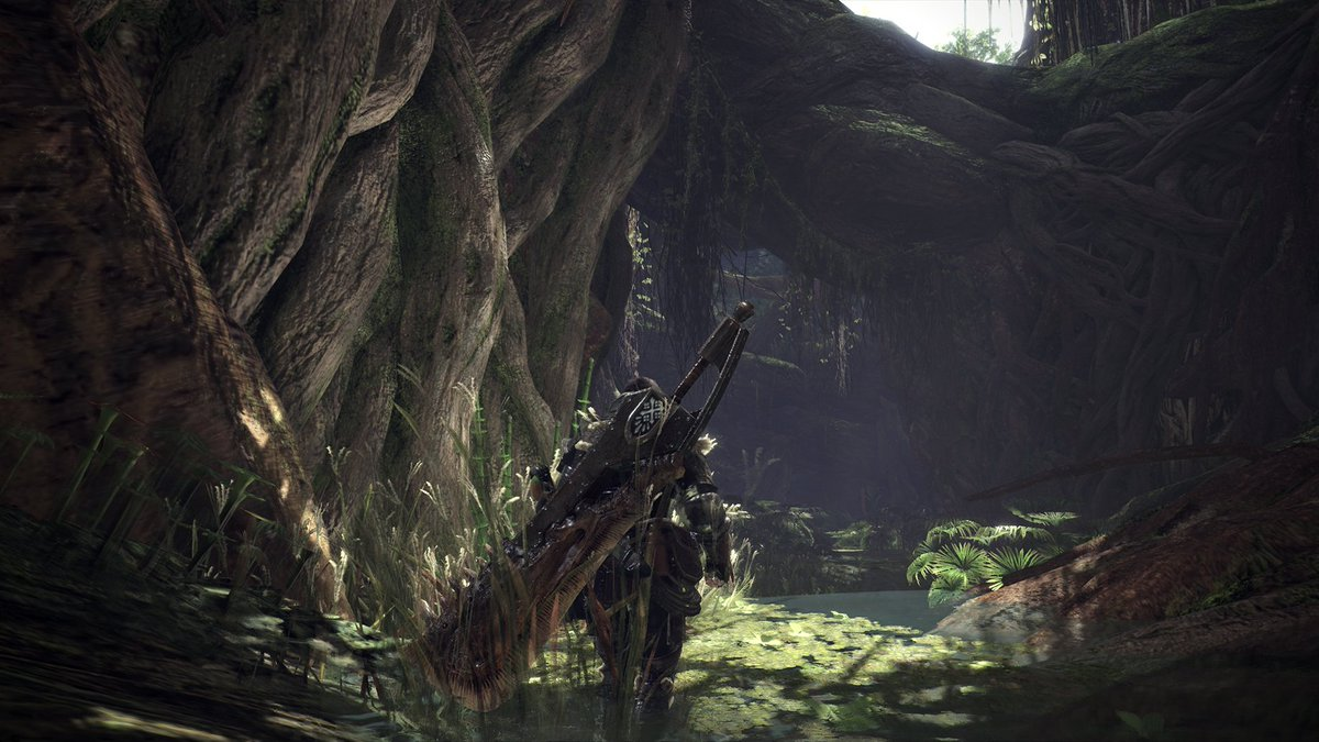 MHW-Ancient Forest Screenshot 004