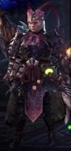 MHWI-GarugaB+ArmorSet