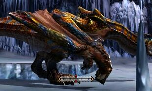 MH4U-Tigrex Right Wing Break 002